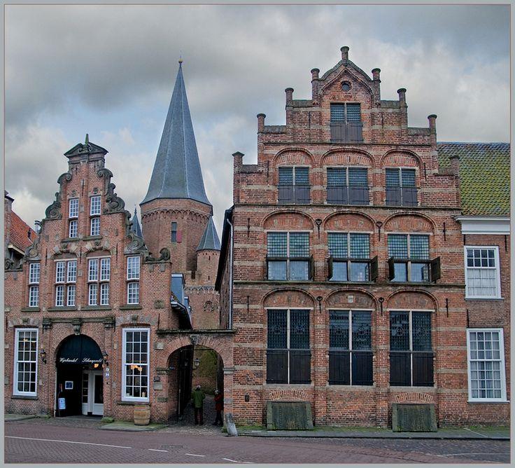 Gevels in Zutphen