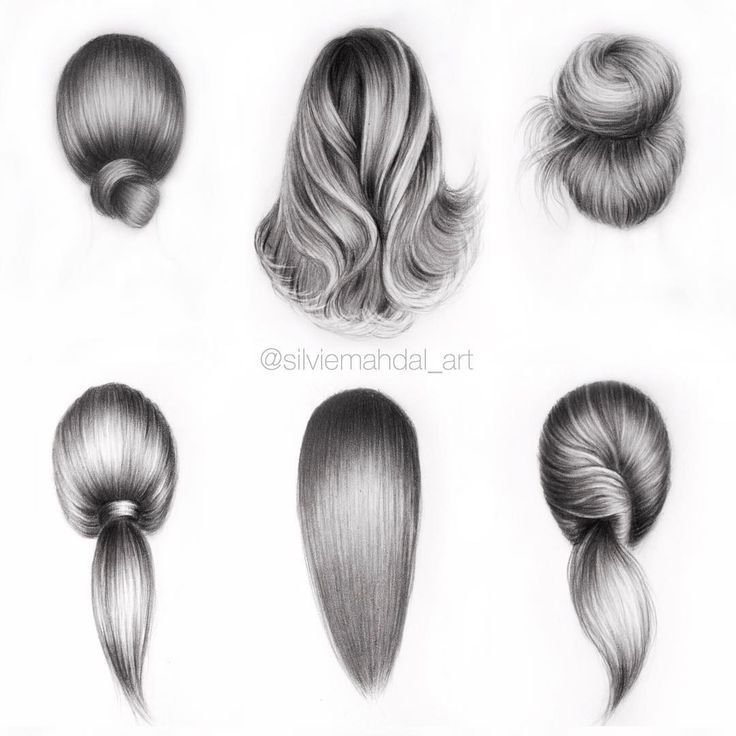 If you have trouble drawing hair, these tips for drawing hair can be helpful