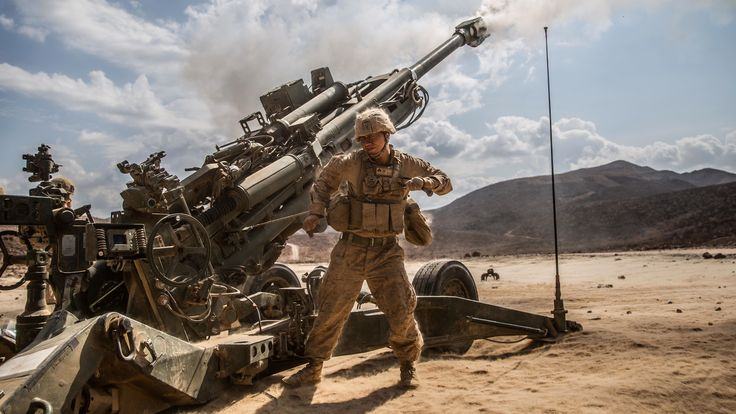 Quality Cool m777 howitzer backround, 5164x2905 (1770 kB)