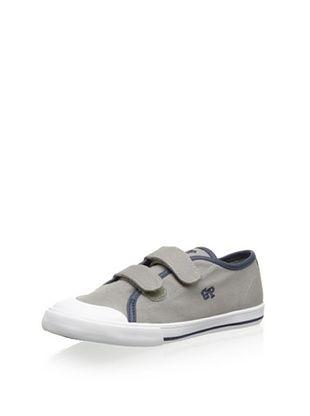 63% OFF Gioseppo Kid's Manaslu Velcro Sneaker (Gris)