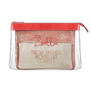 Zoella We 3 Beauties Cosmetic Bag Trio