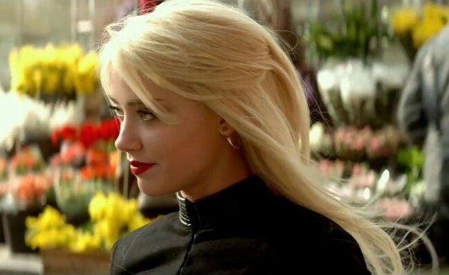 Amber Heard 3 Days To Kill look is in the works!