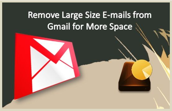 Clean up the Gmail inbox — How to find & remove large email attachments? How to free up space in the Gmail mailbox by removing bulky email messages and deleting the large files attached? How to free up space in Gmail account? How to increase Gmail storage space free? Stuck out of storage google drive or unable to send/receive emails, you required to make room for new emails, or you need to delete large attachments to save storage space. If you don't know what's eating up your Google space…