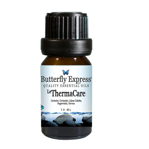 Le Thermacare, Butterfly Express Essential Oils