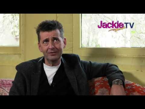 Jackie TV: Nina Myskow interviews Jackie The Musical's Graham Bickley