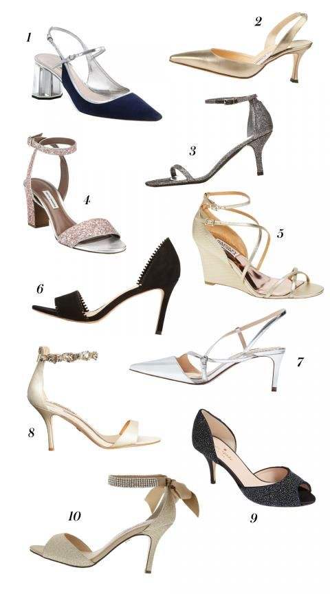 Party Shoes that are Comfortable and Stylish
