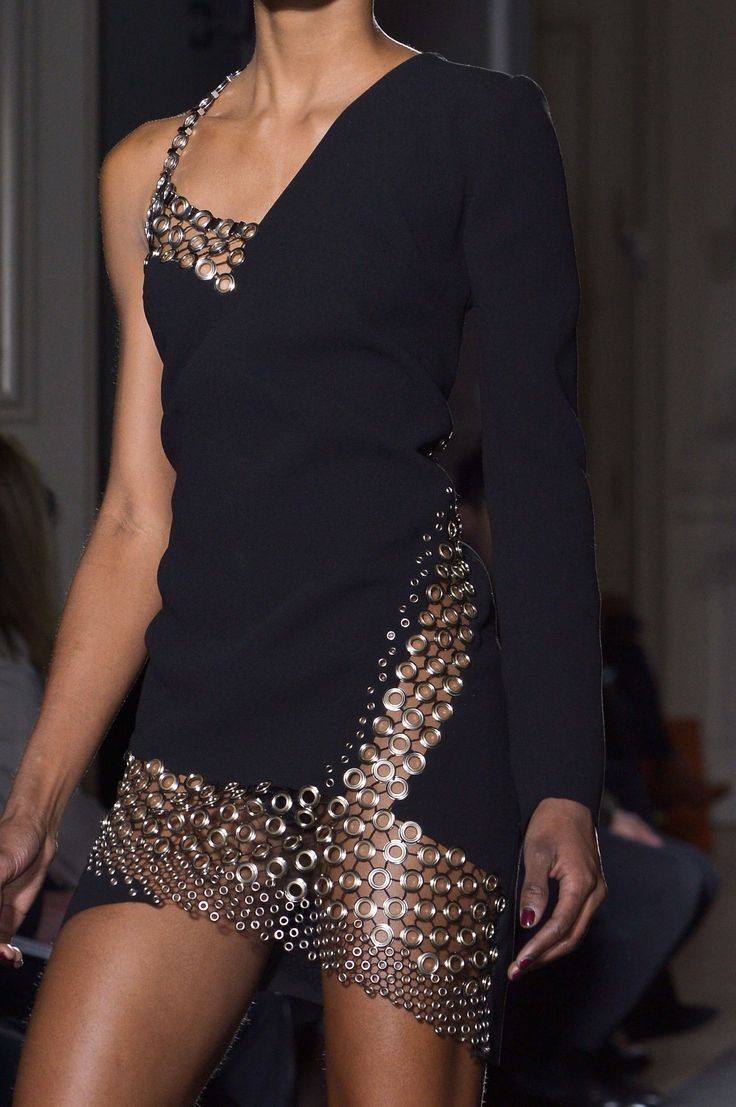 Anthony Vaccarello Details A/W '13