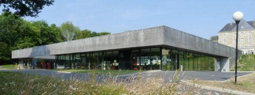 Médiathèque - Montauban de Bretagne