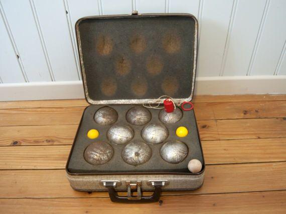 vintage boules eBay