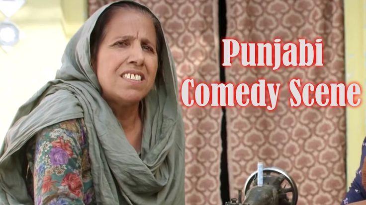 awesome PUNJABI COMEDY SENCE - Amrru Da Rishta   Roshan Prince    Punjabi Comedy 2017    Lokdhun Punjabi