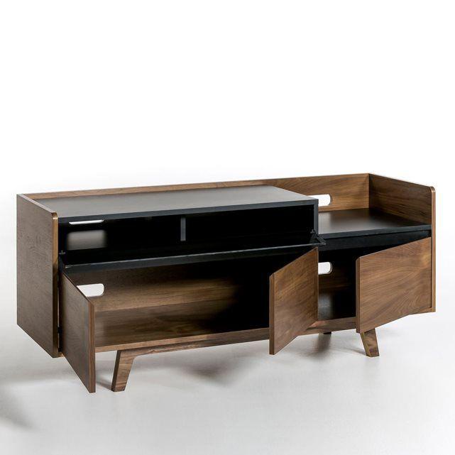 les 25 meilleures id es de la cat gorie meuble hi fi sur pinterest audiophile des supports d. Black Bedroom Furniture Sets. Home Design Ideas