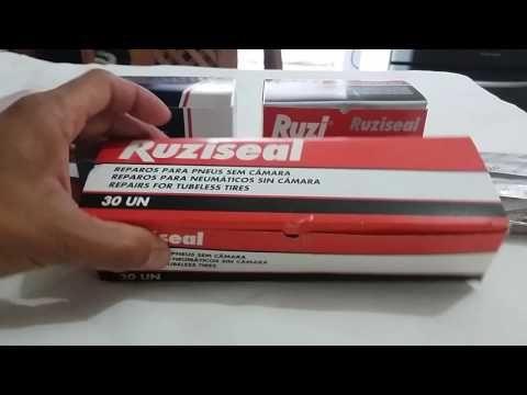 Borracharia ,material de consumo para autocenter e borracharia, Refil conserto de pneus streetrodas - YouTube