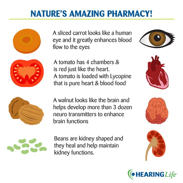 And garlic is good for hearing! SHARE this image to let your friends know about nature's pharmacy. #hearingtips #hearingaids