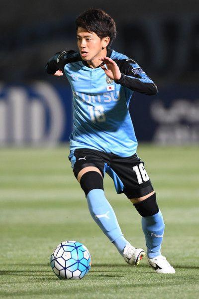 Tatsuya Hasegawa of Kawasaki Frontale in action during the AFC Champions League Group G match between Kawasaki Frontale and Eastern SC at Kawasaki Todoroki Stadium on May 9, 2017 in Kawasaki, Japan.