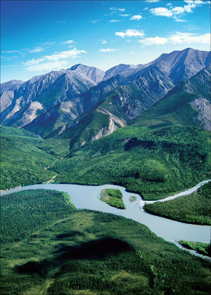 Nahanni National Park, Northwest Territories, Canada