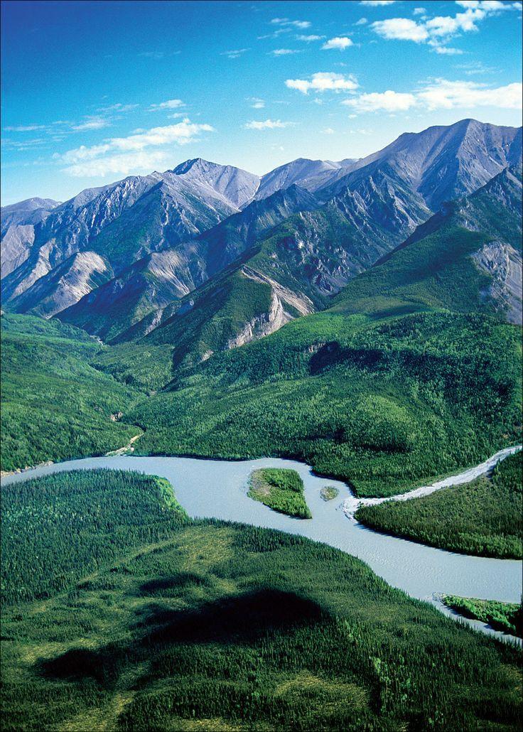 Nahanni National Park, Northwest Territories, Canada