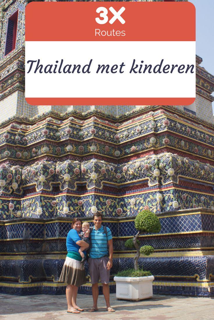 ..Drie mooie route tips voor een zomervakantie in Thailand. Veel ouders die naar Thailand met kinderen gaan, vragen zich af welke bestemmingen ze moeten bezoeken. Er is zoveel keuze: ga je voor de eilanden in het zuiden, de natuurparken of de bergstammen in het Noorden.