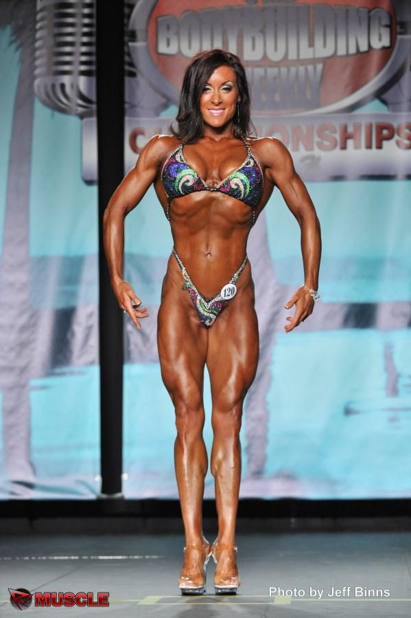 Love Npc figure bikini and bodybuilding gives