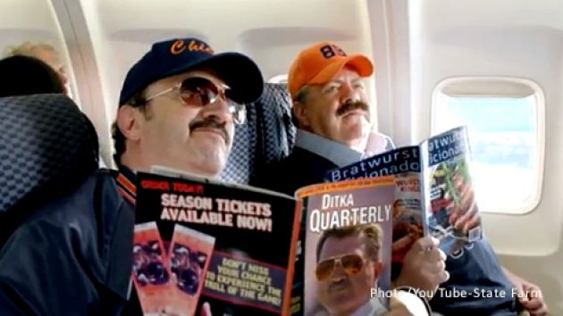 Bears Superfans Robert Smigel and George Wendt-Chicago Bears u0027Superfansu0027 back on TV & The 10 best Sports images on Pinterest | Chicago bears Andrew shaw ...