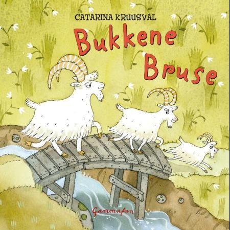 De tre bukkene Bruse fra Bokkilden. Om denne nettbutikken: http://nettbutikknytt.no/bokkilden-no/