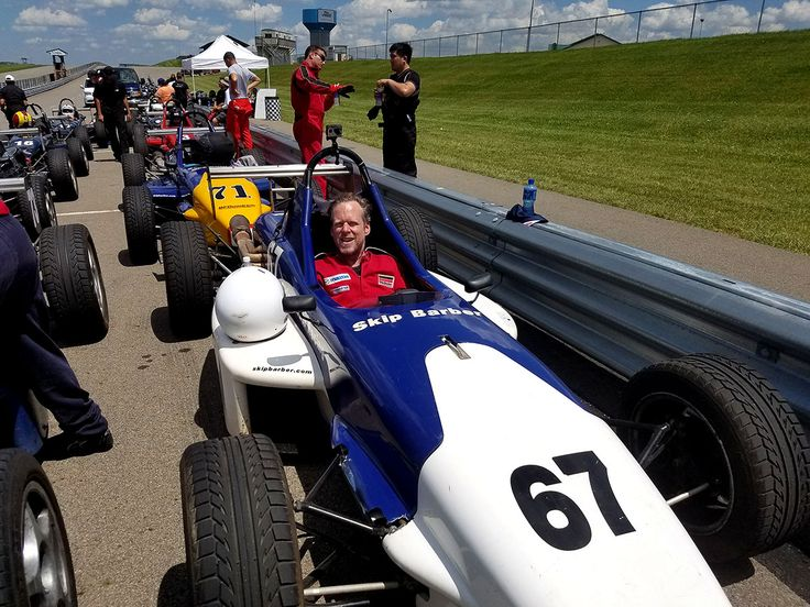 Five Things I Learned at Skip Barber's Advanced Racing School - The Drive