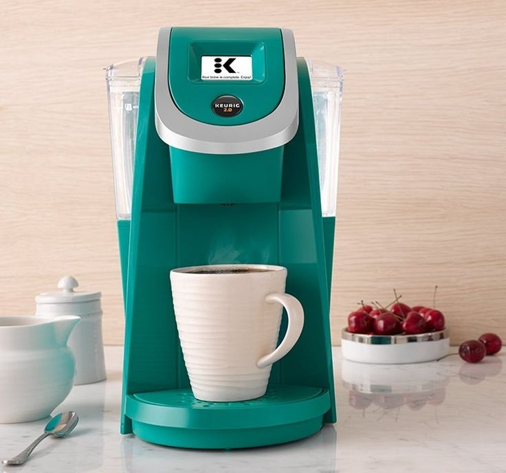 Keurig K250, Programmable K-Cup Pod Coffee Maker with strength control $129.99