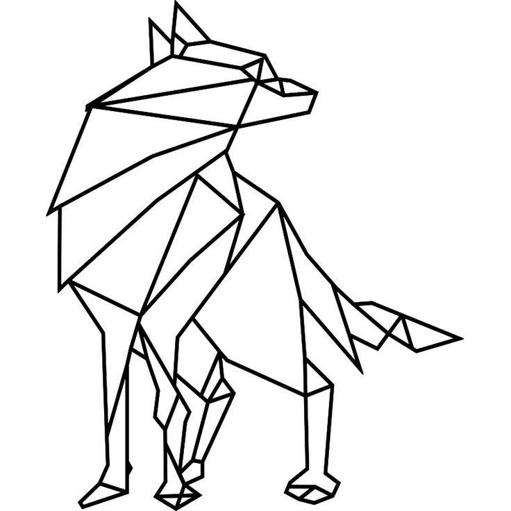 les 21 meilleures images du tableau animaux origami dessin sur pinterest dessins animaux et. Black Bedroom Furniture Sets. Home Design Ideas