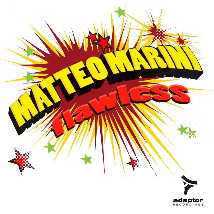 Adaptor Artwork for the first Matteo Marini's release on the label  [Art: Luca Masini / ZeroUno Design]
