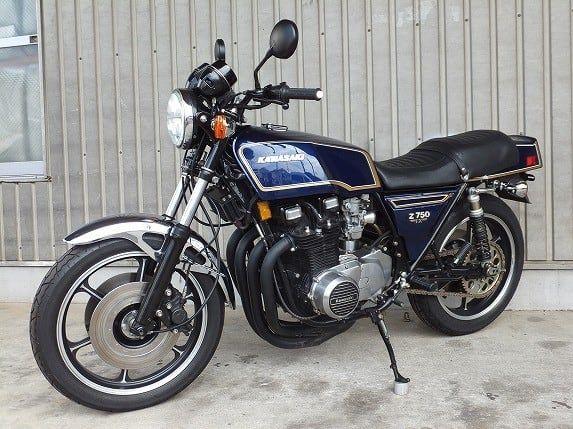 Kawasaki 80国内モデル Z750fx 1カスタム 排気量 944cc 中古車 車検切れ 製作後10307km 車体価格 280万円 Gpcraftのバイク ショッピング 中古車 バイク カワサキモーターサイクル
