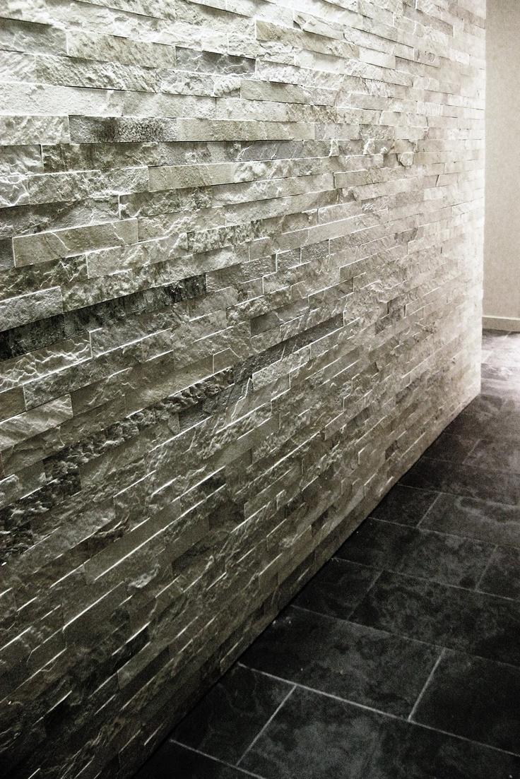 Muurstrips van natuursteen verkrijgbaar bij hout en wallpanels natuursteen - Hout prieel leroy merlin ...