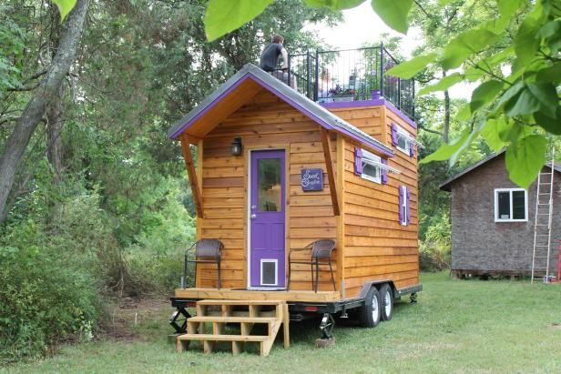 Tiny House, Big Living: These Itsy-Bitsy Homes are Feature-Packed