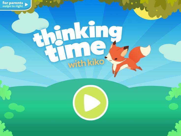 "Kiko Labs Debuts A Series Of ""Brain-Training"" Games For Kids | TechCrunch"