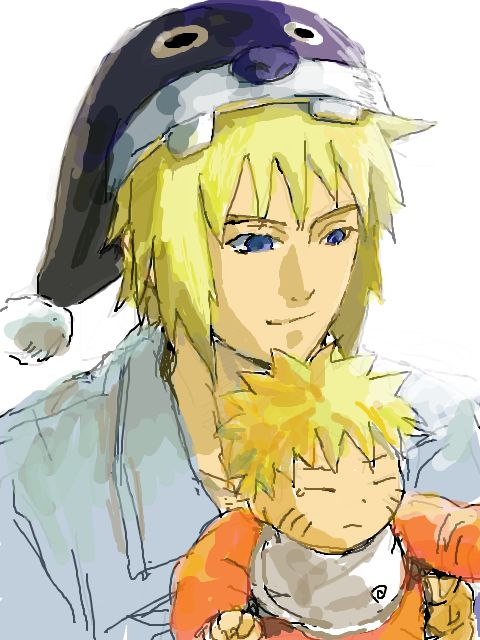The 253 best naruto board images on pinterest anime naruto naruto so thats were naruto got his hat from wallpaper and background photos of mianto naruto for fans of minato namikaze images thecheapjerseys
