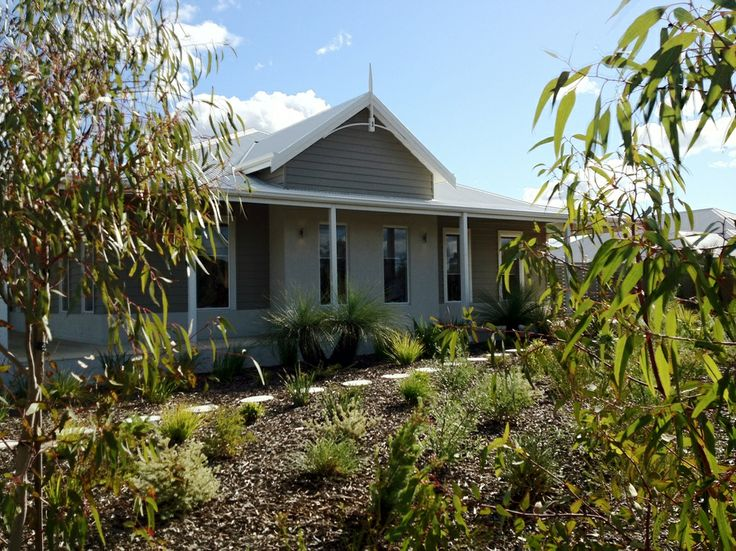 A wonderful wide verandah creates a perfect spot to relax and enjoy your surrounds.