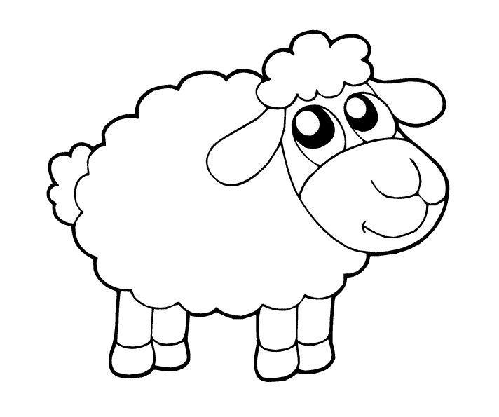 Картинка овечки для детей, открытки поездка