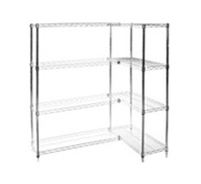for my newly opened pantry.  Just put these up...really sturdy and good quality.  Now to organize the pantry!: Newly Open, Up Real Sturdi, Open Pantries, Pin It I