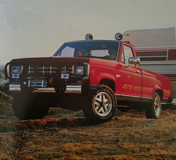 19 Best Red Trucks Images On Pinterest