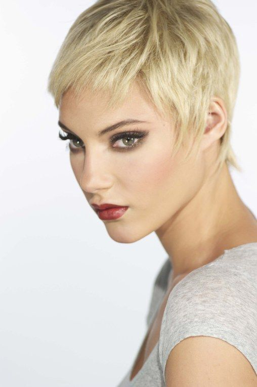 Short hairstyles: short hair styles by Jean-Claude Biguine