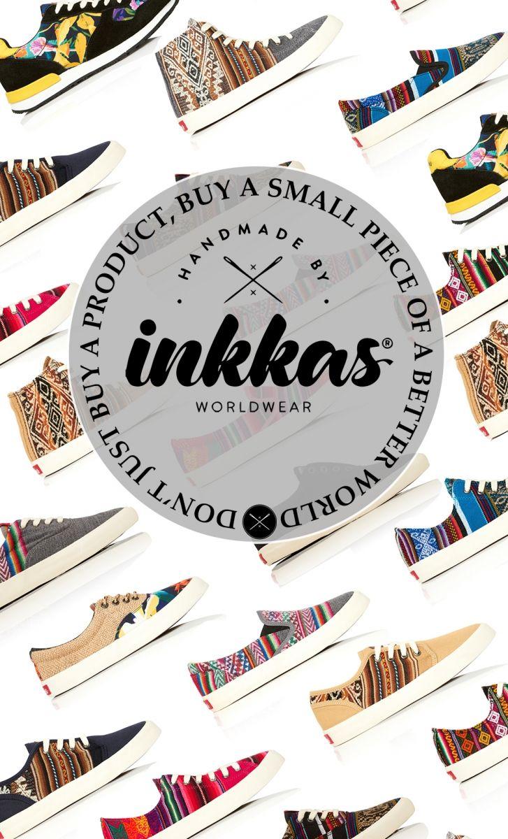 Inkkas | Topshelf - Barevné, originální a etické tenisky pocházející z Peru. Prvotřídní ruční výroba z autentických jihoamerických materiálu.