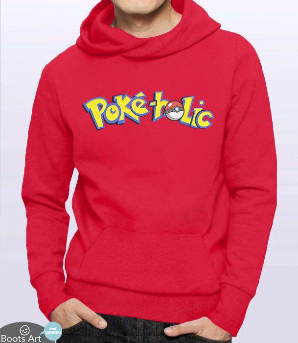 Poke-holic (Hoodie)