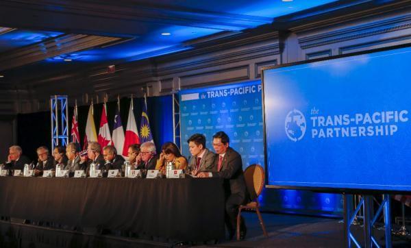 Acuerdo Transpacífico, con Transpacífico sin guion, es la grafía recomendada para aludir a este tratado de libre comercio.