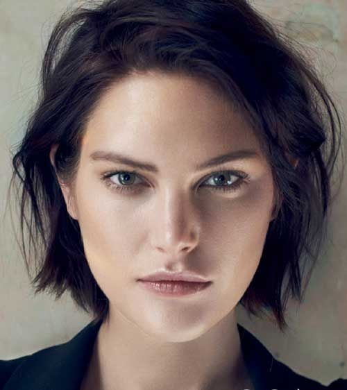 25 Messy Hairstyles for Short Hair – Latest Bob HairStyles