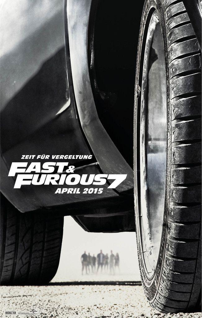 Kino News: FAST & FURIOUS 7 plus Gewinnspiel