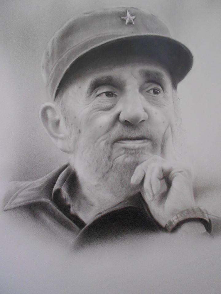 "Fidel Castro, sadly still alive.  One of the last ""comunist"" dictators left."