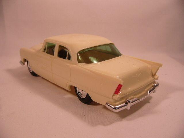 1956 plymouth belvedere 4 door sedan promo model for 1956 plymouth belvedere 4 door