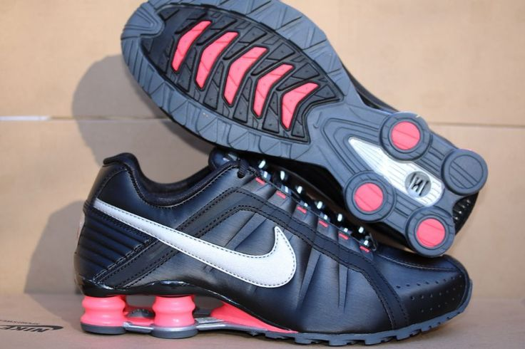 NIB-Nike Shox Junior Women's Running/Cross Training Shoes Sz 8.5 #Nike #RunningCrossTraining