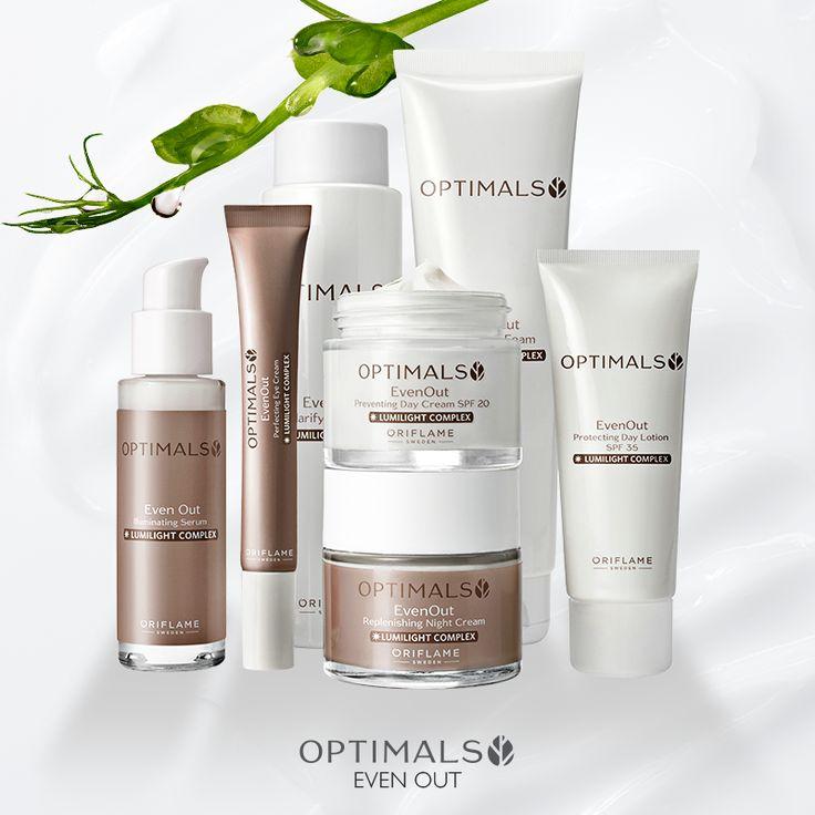#OriFact: ¿Sabías que la nueva línea Optimals Even Out contiene Ulmaria? ¡Una hierba rica en vitamina C que ayuda a disminuir las manchas de la piel!