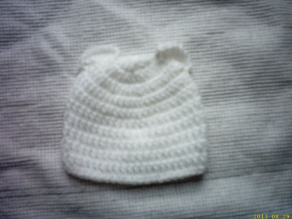 Check out this item in my Etsy shop https://www.etsy.com/uk/listing/193795420/crochet-bear-hat-baby-boy-hat-photo-prop