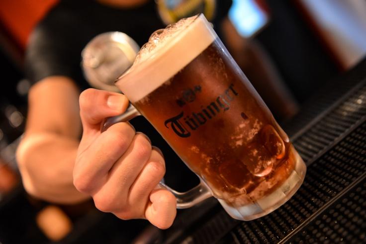 Tubinger Schop Red Ale #tubinger #beer #red #ale