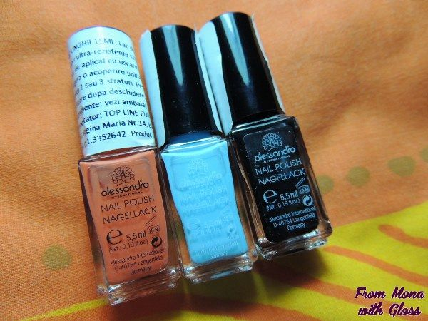 Giveaway Alessandro Day 5 - http://frommonawithgloss.ro/giveaway-alessandro-day-5/